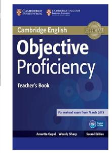 objective proficiency teachers book 2nd edition - ISBN: 9781107670563