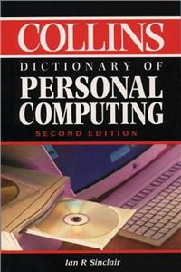 collins dictionary of personal computing - ISBN: 9780004720111