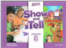 oxford show and tell 3 activity book - ISBNx: 9780194779302