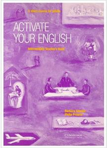 activate your english intermediate teachers book - ISBN: 9780521484183