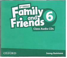 family and friends 2 edycja 6 class audio cd 3 - ISBN: 9780194808279