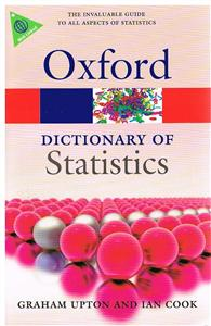 oxford dictionary of statistics 3e 2014 - ISBN: 9780199679188