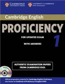 cambridge cpe english proficiency 1 for updated exam self-study pack sb key cds 2 - ISBN: 9781107691643