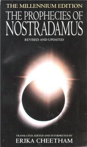the prophecies of nostradamus - ISBNx: 9780552098281