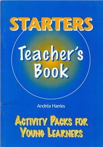 ap for young learners starters teachers book - ISBN: 9781900783231