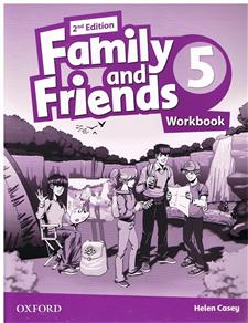 family and friends 2 edycja 5 workbook - ISBN: 9780194808101