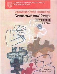 cambridge first certificate grammar and usage students book - ISBN: 9780521624862