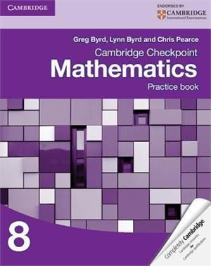 cambridge checkpoint mathematics practice book 8 - ISBN: 9781107665996