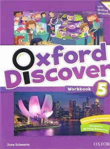 oxford discover 5 workbook with online practice pack - ISBN: 9780194278218