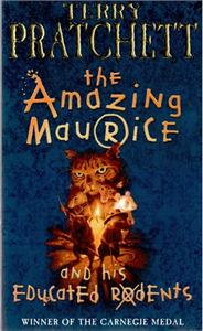 the amazing maurice and his educated rodents - ISBNx: 9780552546935