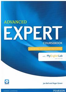 advanced expert 2015 exam specification - coursebook with audio cd and myenglishlab - ISBN: 9781447961994
