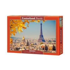 puzzle 1000 el c103089-2 atumn in paris - ISBN: 5904438103089