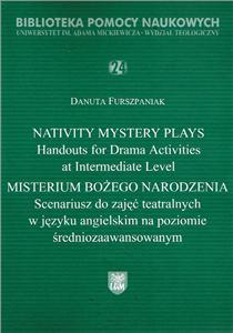 nativity mystery plays handouts for drama activities at intermediate level - ISBNx: 9798386360955