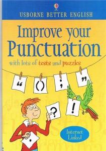 improve your punctuation - ISBN: 9780746042380