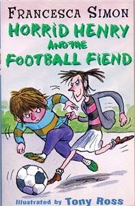 horrid henry and the football fiend - ISBN: 9781842550717