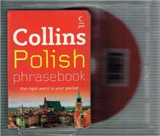 collins polish phrasebook  cd - ISBN: 9780007247028