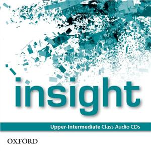 insight upper-intermediate class cd 3 pl - ISBN: 9780194010993