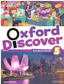 oxford discover 5 students book - ISBN: 9780194278850