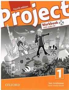 project fourth edition 1 workbook with audio cd and online practice - ISBN: 9780194762885