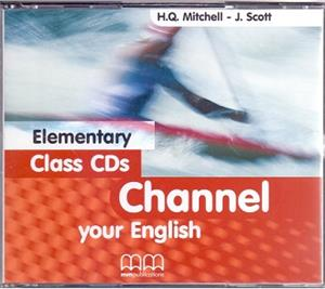channel your english elementary class cd - ISBN: 9789603793793