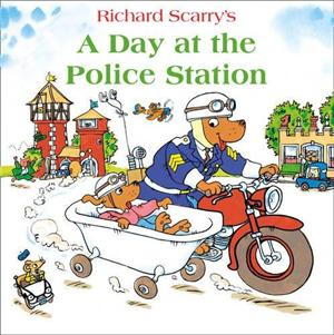 a day at the police station - ISBN: 9780007574940
