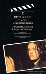 decalogue the ten commandments - ISBN: 9780571144983