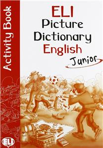 eli picture dictionary english junior - ISBN: 9788881485956