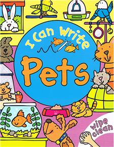 i can write pets - ISBN: 9780753433607