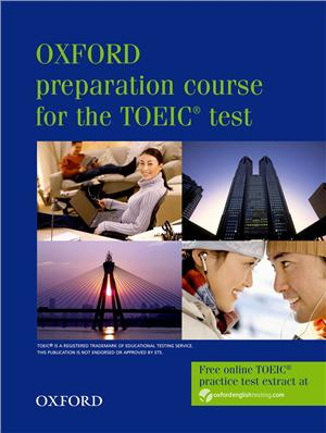 oxford preparation course for toeic new sb - ISBN: 9780194564007