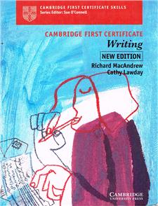 cambridge first certificate writing students book - ISBN: 9780521624831