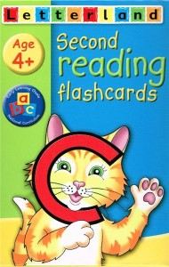 second reading flashcards - ISBN: 9781862092280