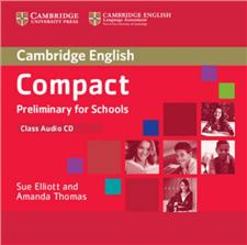 compact preliminary for schools cl cd - ISBN: 9781107632622