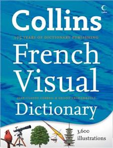collins french visual dictionary - ISBN: 9780007278077