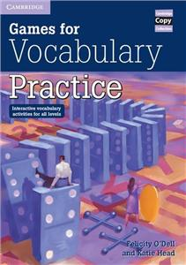 cambridge copy collection games for vocabulary practice - ISBN: 9780521006514