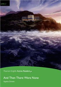 penguin active reading level 3 and then there were none book with cd-rom - ISBNx: 9781408261200