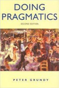 doing pragmatics - ISBNx: 9780340758922