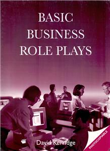 basic business role plays - ISBNx: 9781900783316
