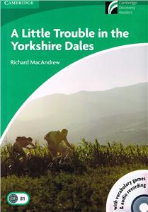 a little trouble in the yorkshire dales lev 3 book with cd-rom and audio cds 2 pack - ISBN: 9788483235829