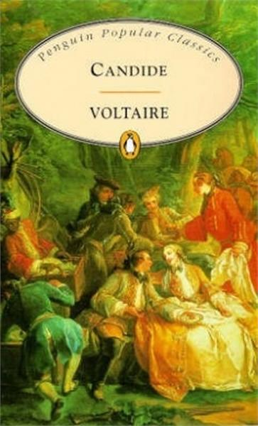 a focus on the main character candide in voltaires book candide
