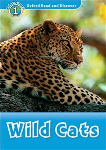 oxford read and discover 1 wild cats - ISBNx: 9780194646352