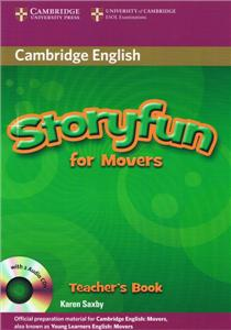 cambridge storyfun for movers teachers book with audio cds 2 2011 - ISBNx: 9780521170239