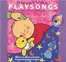 sleepy time playsongs  babys restful day in songs and pictures - ISBN: 9780713669411