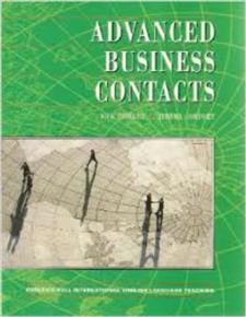 advanced business contacts - ISBNx: 9780130104229