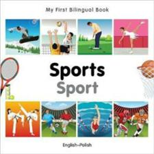 my first bilingual book - sports english-polish - ISBNx: 9781840597561