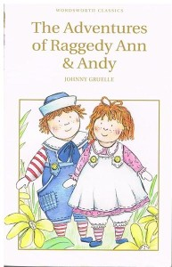 the adventures of raggedy ann  andy johnny gruelle - ISBNx: 9781840227253