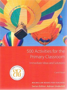 500 activities for the primary classroom - ISBN: 9781405099073