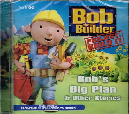 Bob the builder - big plan and other stories