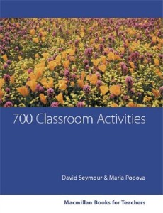 700 classroom activities - ISBN: 9781405080019