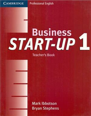 business start-up 1 tb - ISBN: 9780521534666