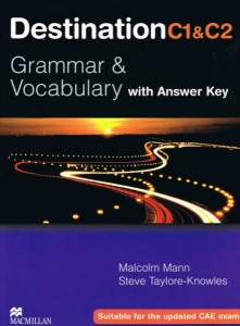 destination c1 and c2 grammar and vocabulary z kluczem - ISBN: 9780230035409